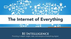 There will be 34 billion IoT devices installed on Earth by 2020
