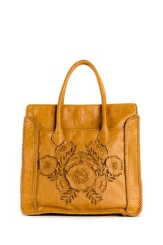Isabella Fiore Stella Shopper North South Tote