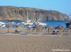Playa de Los Cristianos. Tenerife, Islas Canarias - Tenerife, Santa Cruz de Tenerife, Islas Canarias