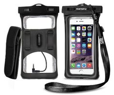 10 7 Best Waterproof Phone Pouches 2019 Products Reviews Ideas Waterproof Phone Phone Pouch Water Proof Case