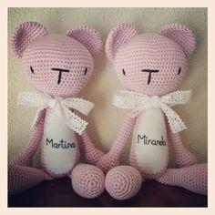 Para Martina y Miranda, dos preciosas mellizas