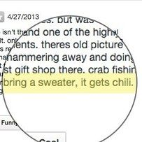17 Reasons You Should Definitely Bring A Sweater