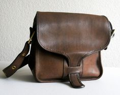 Vintage 1970's Coach - currently my favorite bag
