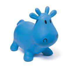 Diego, l'animal sauteur tout bleu est le ballon sauteur des plus petits. L'enfant enfourche sa monture, attrape ses oreilles et se déplace en bondissant sur son dos. Tout en travaillant sa motricité et sa coordination, il améliore son équilibre. Diego bondit dehors, sur l'herbe, ou à l'intérieur de la maison.