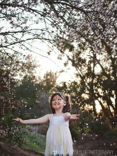As Free as My Four Year Old | By Melissa Taylor Photography