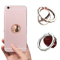 Universal Magnetic 360 Degree Rotation Metal Mirror Finger Ring Stand Car Phone Holder  for Xiaomi  Worldwide delivery. Original best quality product for 70% of it's real price. Hurry up, buying it is extra profitable, because we have good production sources. 1 day products dispatch from...
