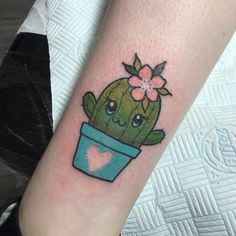 Unique and Creative cactus tattoos and succulents to like - Patio Gardens İdeas - Cute Tattoos Quotes, Cute Henna Tattoos, Gorgeous Tattoos, Hand Tattoos, Cute Tattoos With Meaning, Cute Tattoos For Women, Cute Girl Tattoos, Little Flower Tattoos, Realistic Flower Tattoo