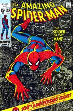 Extra! Extra! Centennial Edition (100th Post!) - My top 5 comic series to hit 100 issues.