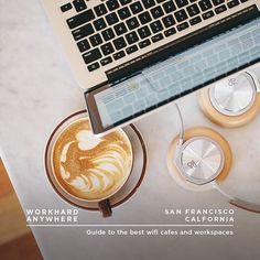 New guide7 Best Wifi Cafes & Spaces to Work Remotely San Francisco. Link in bio (http://ift.tt/1BoCB13) #workhardanywhere