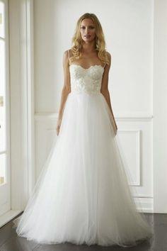 White Wedding Dress Idea!