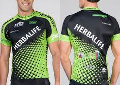 Herbalife Apparel : Short Sleeve Cycling Jersey