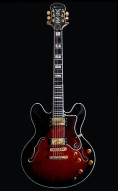 "Exactly like the one my brother gave me but my headstock says ""epiphone by Gibson"" Music Guitar, Guitar Chords, Guitar Amp, Playing Guitar, Acoustic Guitar, Ukulele, Easy Guitar, Cool Guitar, Guitar Pics"