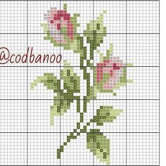 Mini Cross Stitch, Cross Stitch Cards, Cross Stitch Rose, Beaded Cross Stitch, Cross Stitch Borders, Cross Stitch Flowers, Cross Stitch Designs, Cross Stitch Embroidery, Cross Stitch Kits