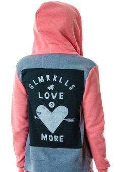Glamour KIlls Young Love Hoodie