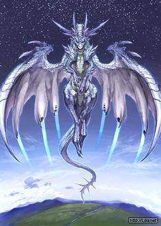 Planar Dragon-Shaad