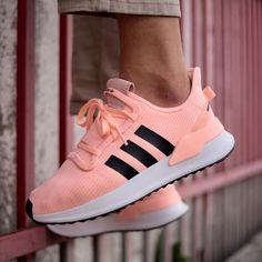 Adapt Adidas White Pink Aditrack W Buzz