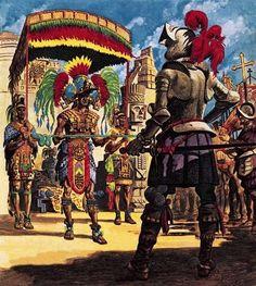 Hernando es el Hispano más influyente de todo tiempo porque el fue un conquistador con mucho éxito.