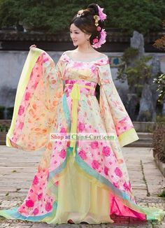 Ancient Chinese Clothing | Ancient Chinese dress | COSTUME