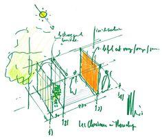 renzo piano: rehabilitation of the ronchamp site
