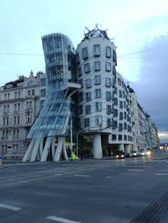 #DancingHouse #Prague