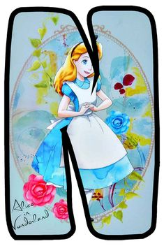Letter N, Christmas Frames, Alice In Wonderland Party, Aurora, Disney Characters, Fictional Characters, Disney Princess, Architecture, Glass