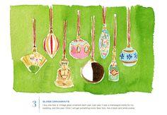 Ornament Watercolor