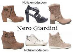 Notizie Moda. Scarpe Nero Giardini primavera estate 2015 donna ec97ad58aec