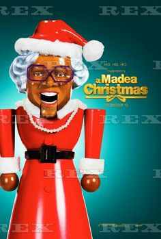 madea christmas poster - photo #15