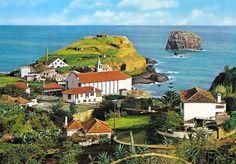 Madeira - Porto da Cruz. Portugal.