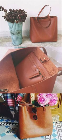 beach bag brown leather tote bags for school leather tote personalized tote bags brown bolsas de tela vintage tote bag reusable grocery bags leather totes italian design. . Save.extra 20% OFF on $45+ Sitewide till 30th use code SUMMER20%OFF Get a leather tote at only $29.99 to take good care of your daily life.