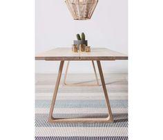 Ven matbord - matbord i massiv vitoljad ek 190 cm - Svenska Hem
