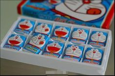Doraemon chocolate