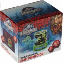 Jurassic World Colour Changing Dinosaur Night Light / Bedroom Projector