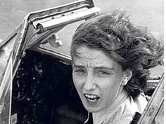 Maureen Dunlop, 26 Oct 1920 – 29 May 2012, Argentinian-British pilot, April 1942 she joined the ATA, one of 164 female pilots eventually to do so in 3 years. Description from pinterest.com. I searched for this on bing.com/images