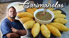 CARIMAÑOLAS - RECETA ORIGINAL PASO A PASO!!! - CAPITULO #15   - Chef Jei... New Recipes, Cooking Recipes, Favorite Recipes, Columbian Recipes, Colombian Food, Guacamole, Bakery, Good Food, Appetizers