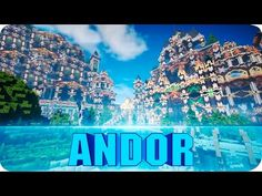 "Minecraft - ""Andor"" The Two Suns - Epic Creation w/ Download - YouTube"