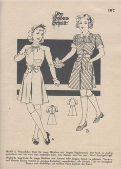 1941-lutterloh-book-golden-schnitte-patterns-sewing-108-638.jpg (638×894)