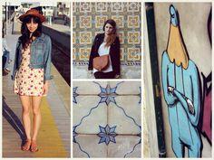 #Azulejos Postcards from Lisbon | postcardsfromanywhere