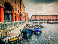 Albert Dock - Liverpool, England