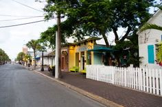 Key West Key Lime Pie Factory Straße