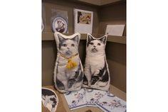 I love MAKO<3 「第23回 国際文具・紙製品展 ISOT」では、かわいい猫グッズも見つけました!猫が飼えないおうちでもクッションやグッズで癒やさ...
