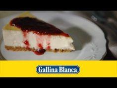 Receta de Tarta de queso - Gallina Blanca