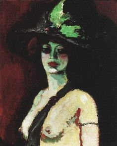 Dongen-Hat - Fauvism - Wikipedia, the free encyclopedia