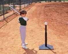 Amazon.com : MacGregor Batting Tee : Baseball Batting Tees : Sports & Outdoors