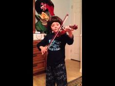 bedtime serenade; Suzuki violin book 2 (Musette)—See more of this young violinist #from_Miyakokirable
