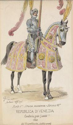 Венециански рицар 1560 / Venice Knight 1560