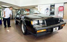 Buick-GNX still on the showroom floor!!