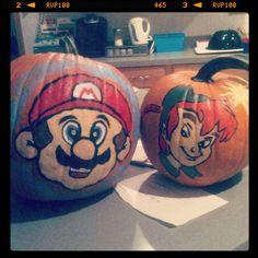 Pumpkin decorating :)