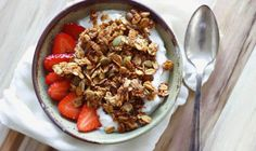 Sugar-Free Coconut Granola You'll Want To Eat All Week