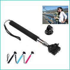Find More Tripods Information about Tripod Accessories Aluminium Handheld Monopod Tripods Mount Adapter For SJ4000 Gopro Hero Camera HD 1 2 3 3+ 3 Colors,High Quality adapter hdmi to rca,China adapter honda Suppliers, Cheap adapter fiat from Sindas Electronics on Aliexpress.com